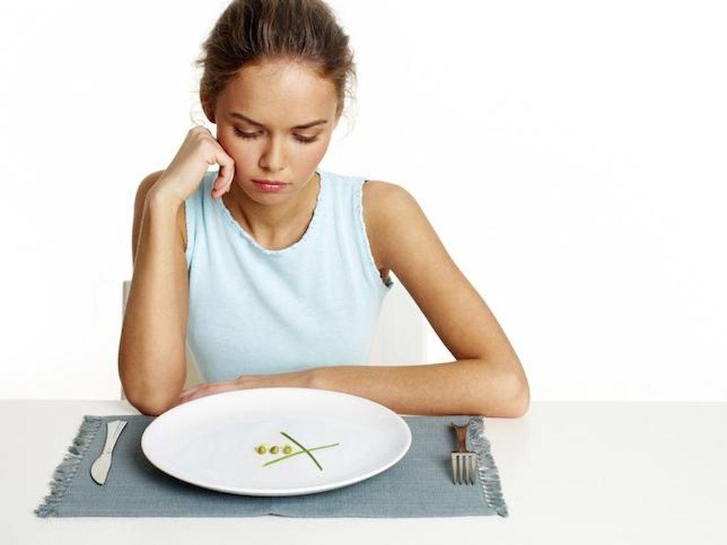 Kenapa Nafsu Makan Hilang Ketika Sedang Cemas?