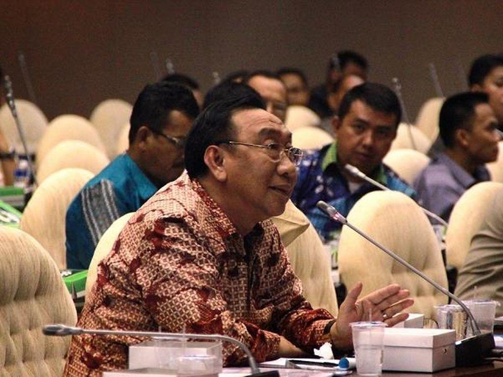 Celetukan Anggota DPR di Rapat: Minta Dukun Ikut Cari CVR Sriwijaya Air