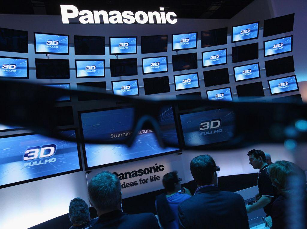 Panasonic Menyerah, Sharp Harapan Terakhir Jepang