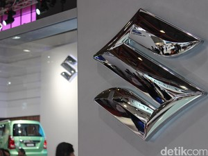 Ekspor Suzuki Capai Rp 5,5 Triliun