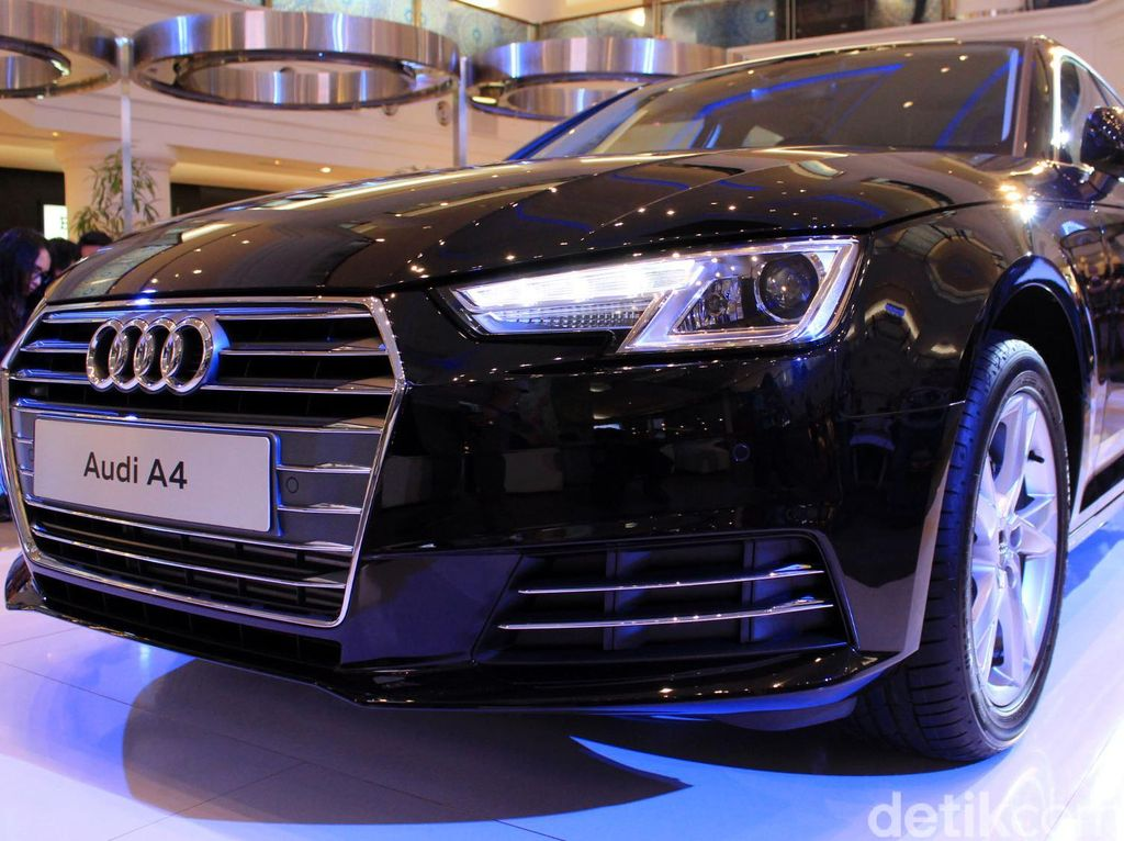 Bila Pajak Turun, Sedan Audi Bakal Tambah Laris