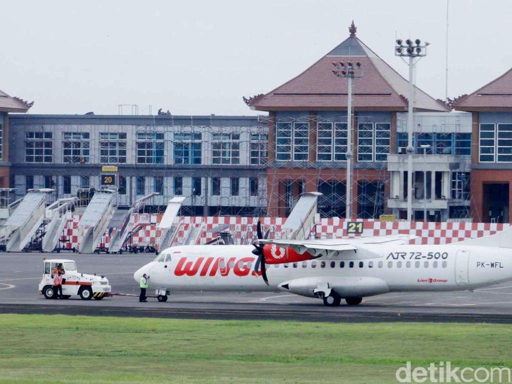 Ada Corona, Wings Air Hentikan Rute Pontianak-Kuching, Malaysia