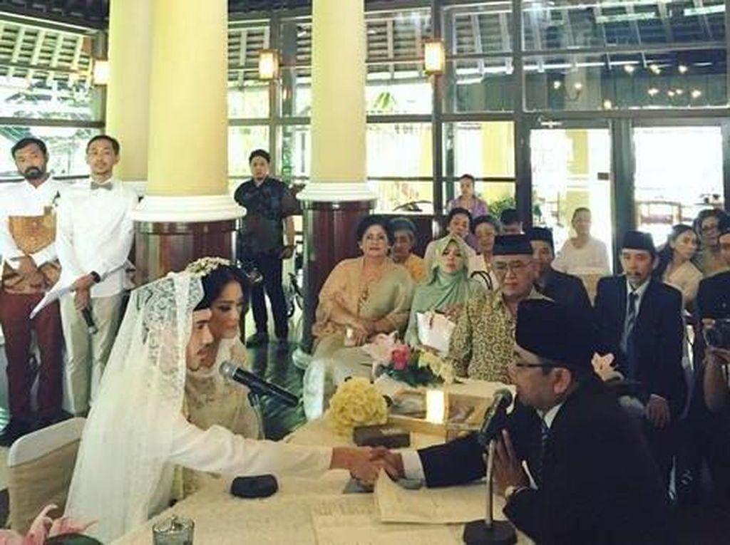 Sehari Menikah, Prisia Nasution Langsung Syuting