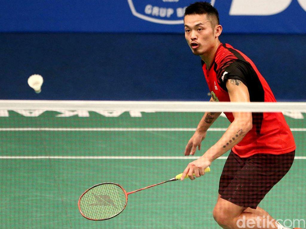 Lin Dan Kantongi Tiket Kejuaraan Dunia