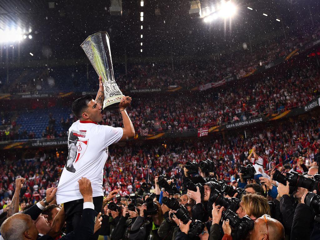 Mengheningkan Cipta untuk Jose Antonio Reyes di Final Liga Champions