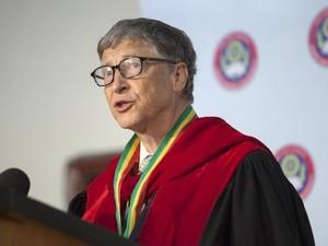 Bill Gates: Jangan Nekat <i>Drop Out</i> Kuliah