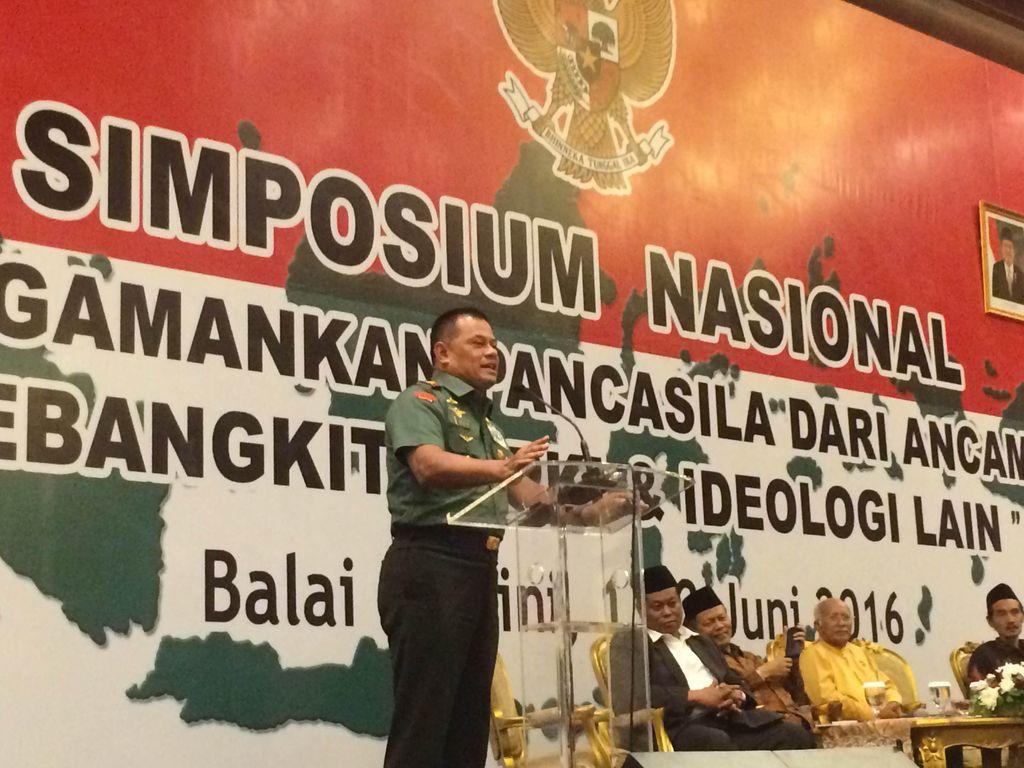 Panglima TNI: Ini Final, Pemerintah Tak Akan Minta Maaf Terkait 65
