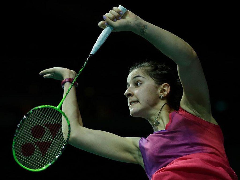 Carolina Marin Penasaran Berat dengan Gelar Juara Indonesia Open