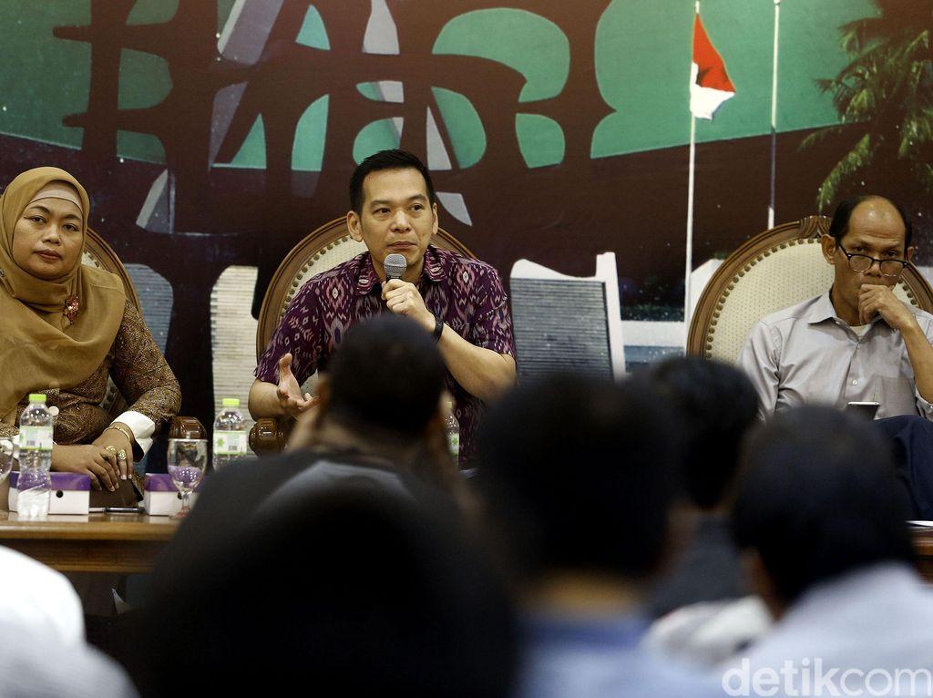 Diskusi Kesiapan Bahan Pokok Jelang Ramadan