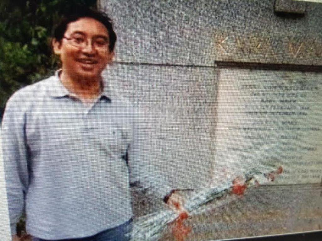 Cerita Fadli Zon yang Menolak PKI dan Kunjungannya ke Makam Karl Marx