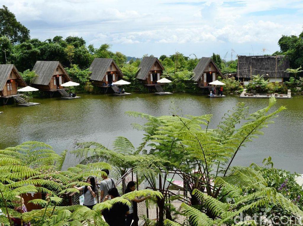 5 Fakta Dusun Bambu Lembang yang Terkenal di Bandung