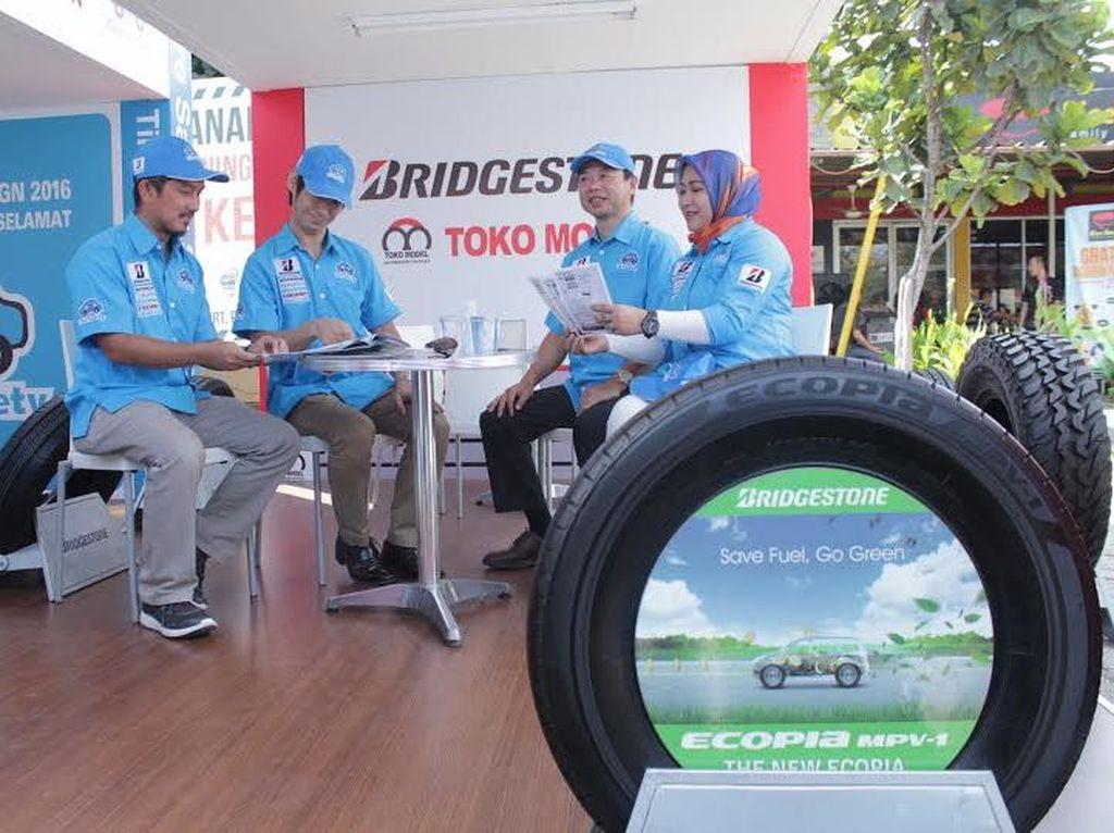 Ini Bukti Kepedulian Bridgestone Akan Keselamatan Saat Berkendara