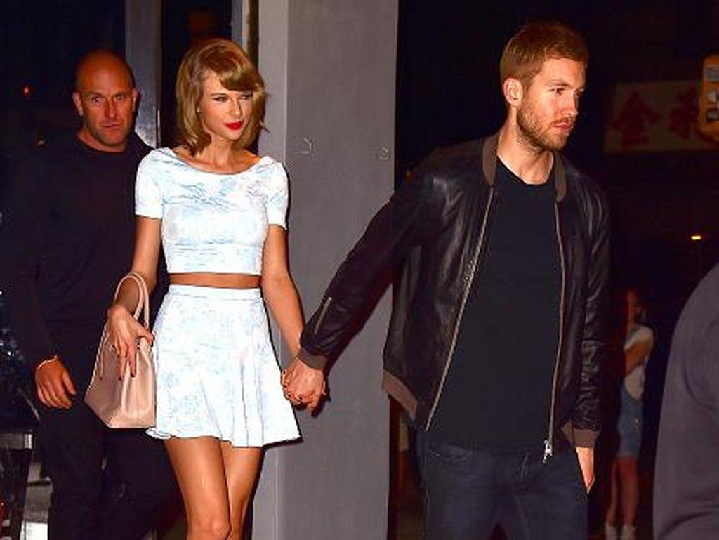 Lagu Barunya Disebut untuk Taylor Swift, Ini Kata Calvin Harris