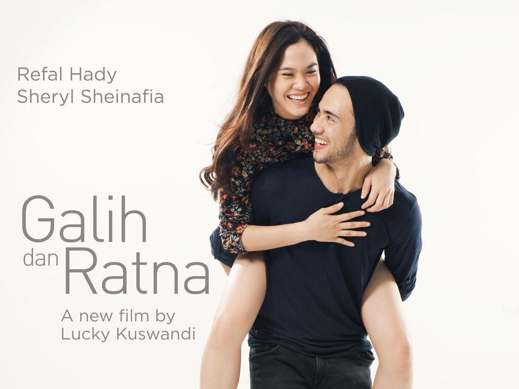 Refal Hady dan Sheryl Sheinafia Jadi Galih dan Ratna Masa Kini