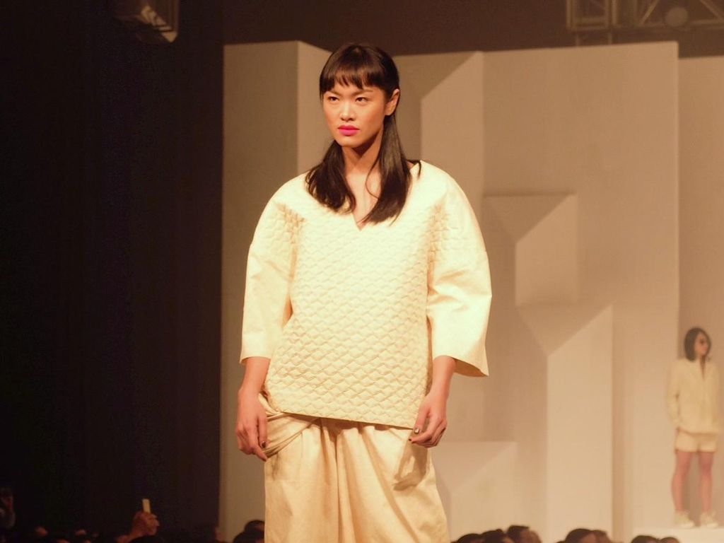 Koleksi Hi Lo Populo Batik, Menghadirkan Batik dalam Dimensi Berbeda
