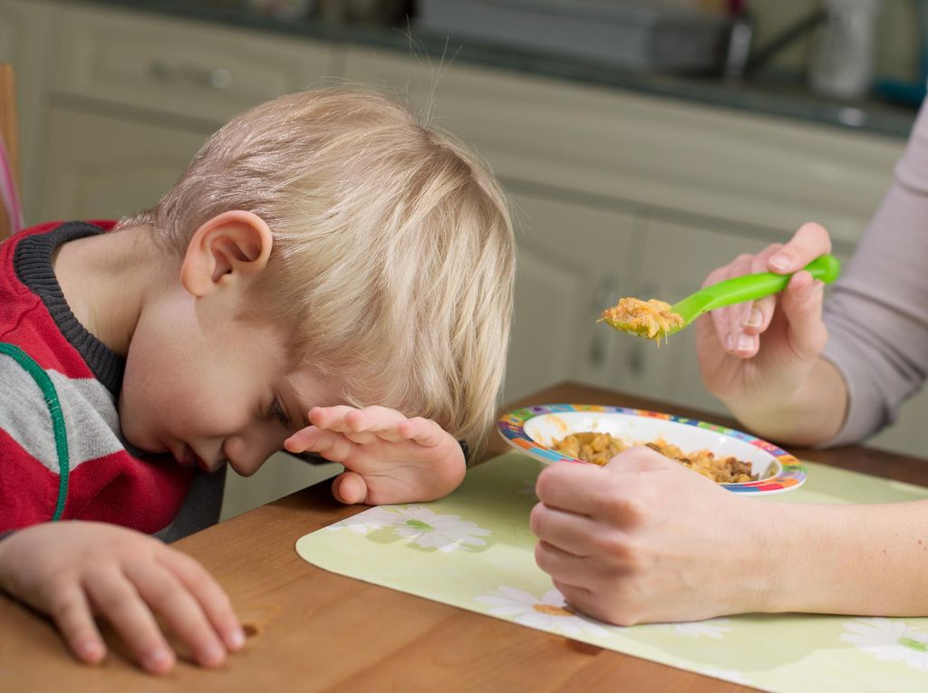Gangguan Oromotor Bisa Jadi Salah Satu Sebab Anak Susah Makan