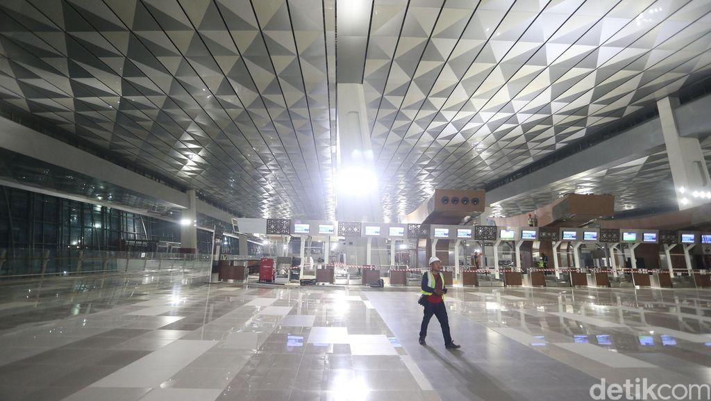 Pembangunan Terminal 3 Ultimate Terus Dikebut