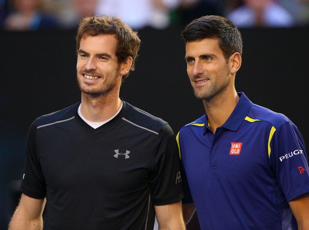 Djokovic dan Murray Berduel di Final