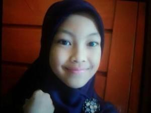 Gadis Manis Pelajar SMP ini Diculik Pria Bermotor, Modus Pura-pura Tanya Alamat