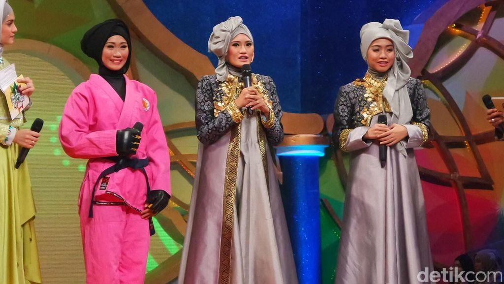 Jiujitsu Hingga Nyanyi Keroncong, 3 Finalis Pukau Juri Sunsilk Hijab Hunt