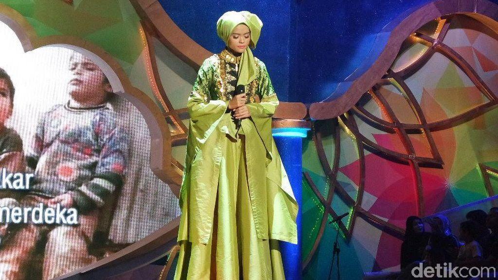 Final Sunsilk Hijab Hunt 2016 Diserbu Penonton