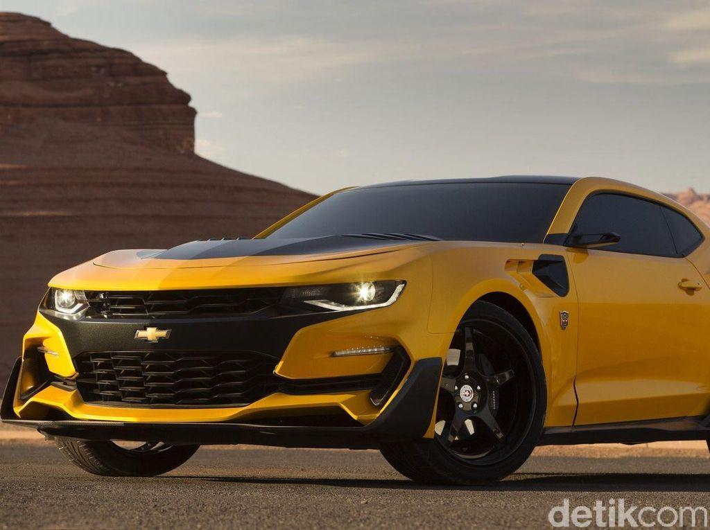 Bye, Chevrolet Camaro! Bumblebee Bakal Disuntik Mati
