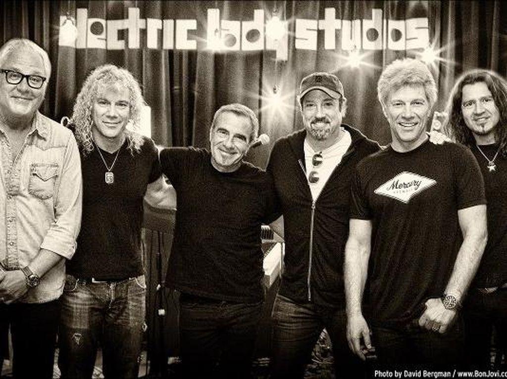 CLBK! Bon Jovi Rampungkan Album Baru