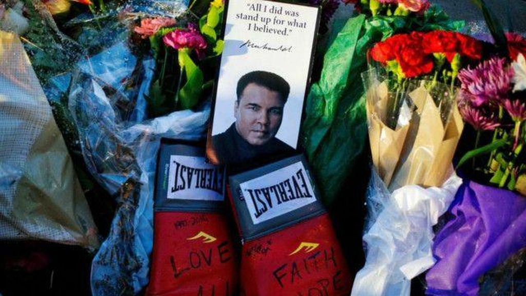 Pemakaman Muhammad Ali dalam Tradisi Islam Tapi untuk Semua Agama