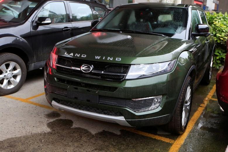 Terbukti Jiplak, Tiruan Range Rover di China Dilarang Dijual