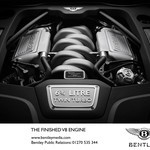 Bentley Pensiunkan Mesin Legendaris V8 6.75 Liter