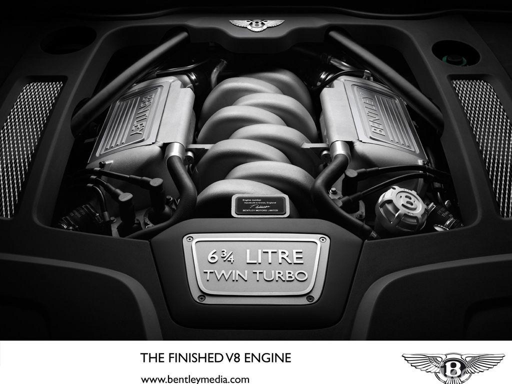 Bentley Pensiunkan Mesin Legendaris V8 6.75 Liter