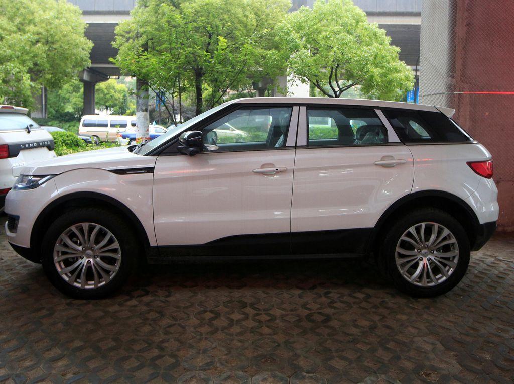 8 Mobil China Hasil Jiplak