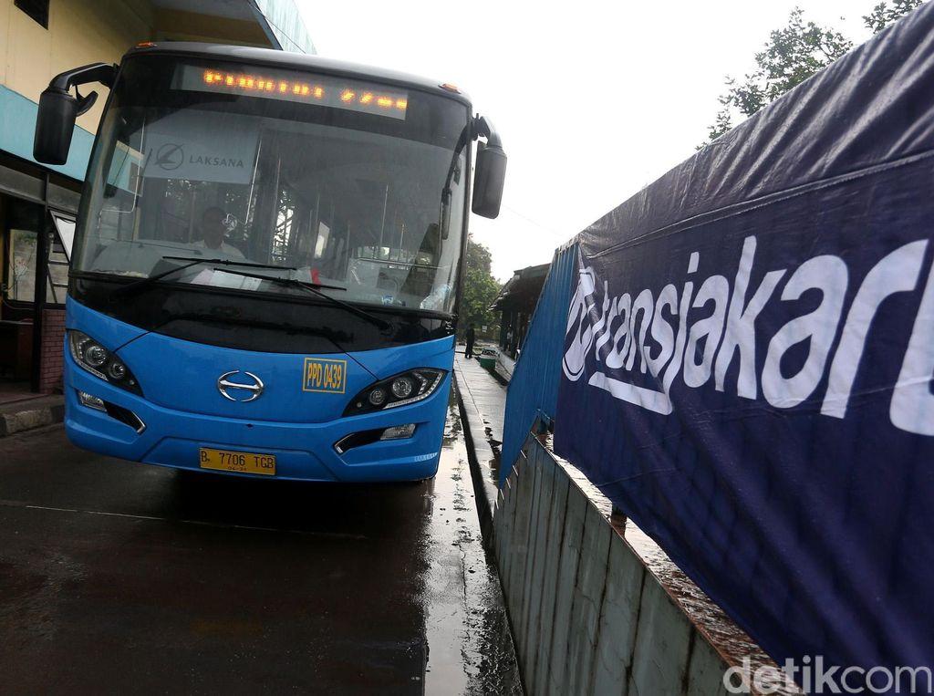 Sambut Jakarta Fair 2016, TransJ Tambah 10 Unit Bus di Rute Monas-JIExpo
