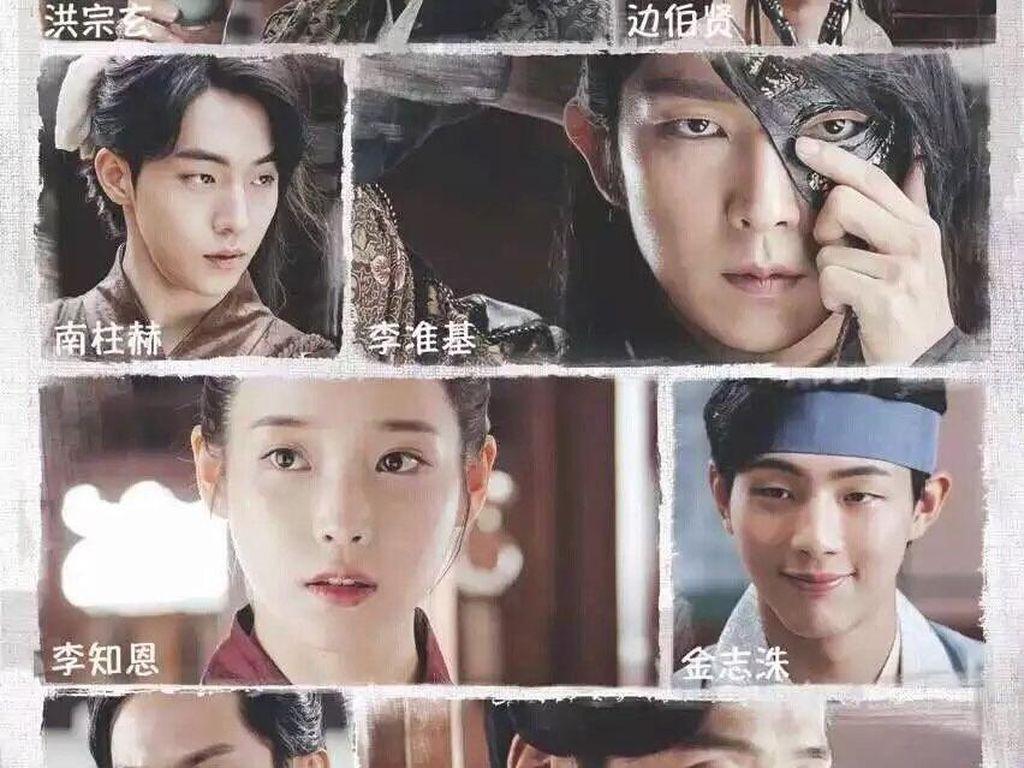 15 Episode Scarlet Heart: Goryeo Sudah Rampung Syuting