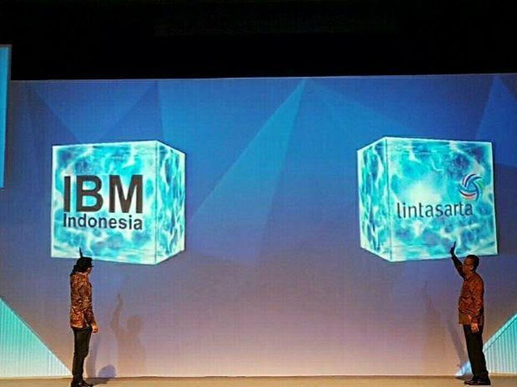 Transformasi Digital Butuh Partner