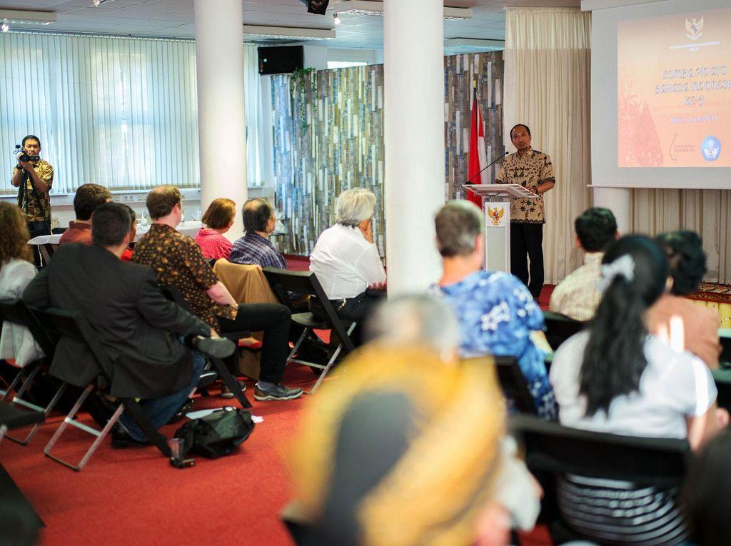 Lomba Pidato Bahasa Indonesia di Jerman