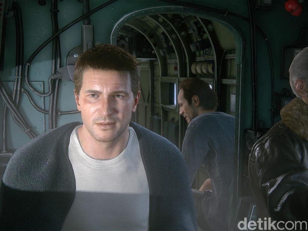 Nathan Drake Benar-benar Pensiun dari Seri Uncharted