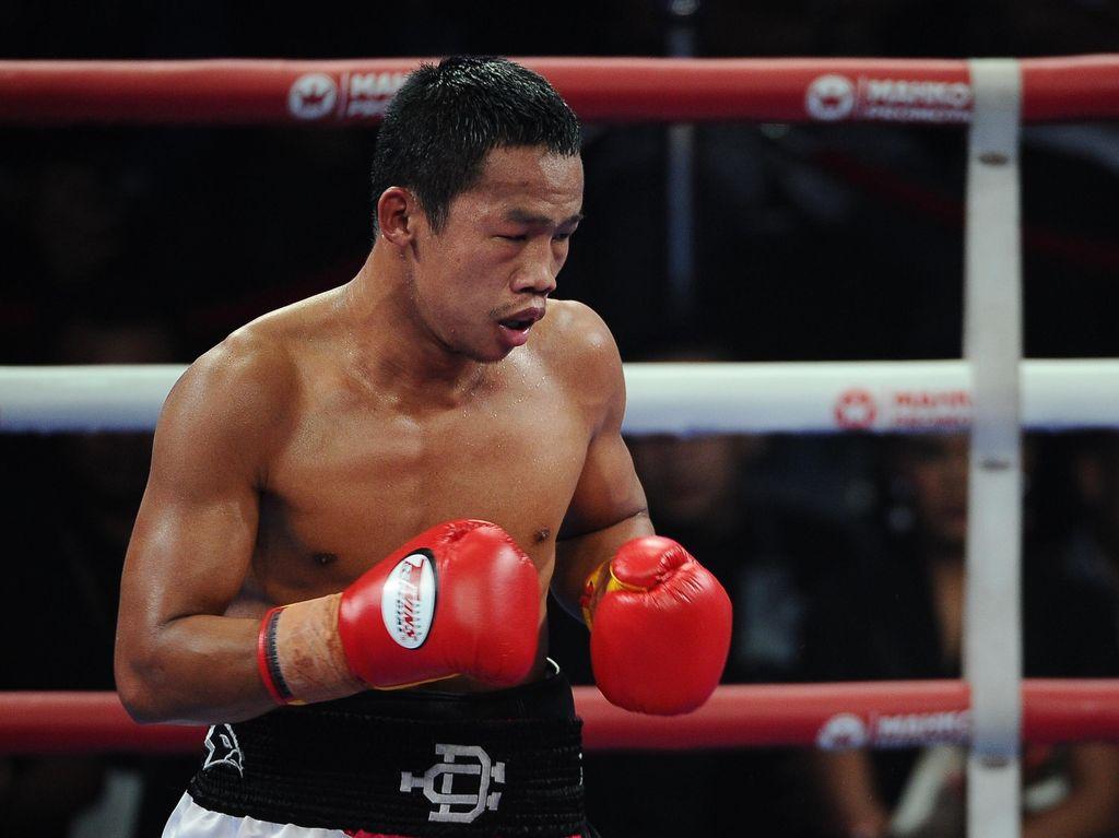Daud Yordan Disiapkan Tantang Juara Dunia WBC dan WBA