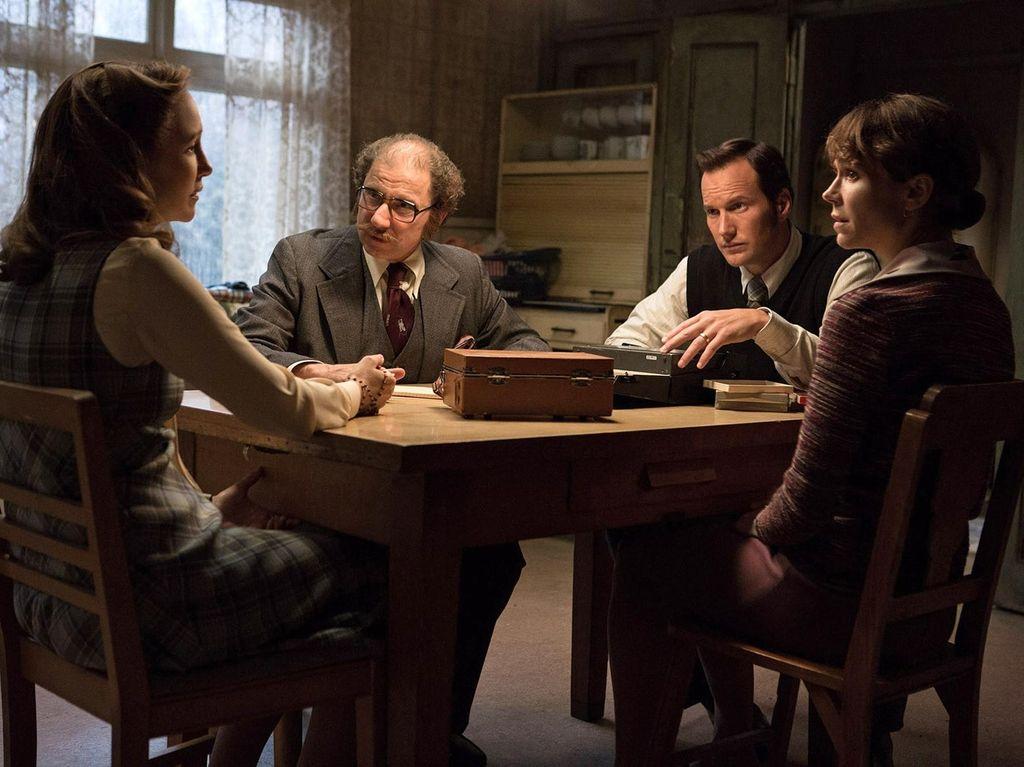 Pengalaman Nyata Keluarga Hodgson di The Conjuring 2