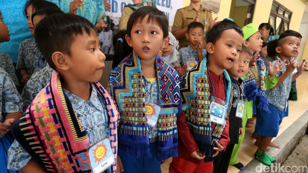 Di 2016, Jumlah Balita Stunting dan Kurus di Indonesia Turun