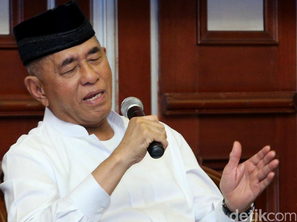 Menhan: Indonesia Bukan Negara Agama, Tapi Bangsanya Beragama