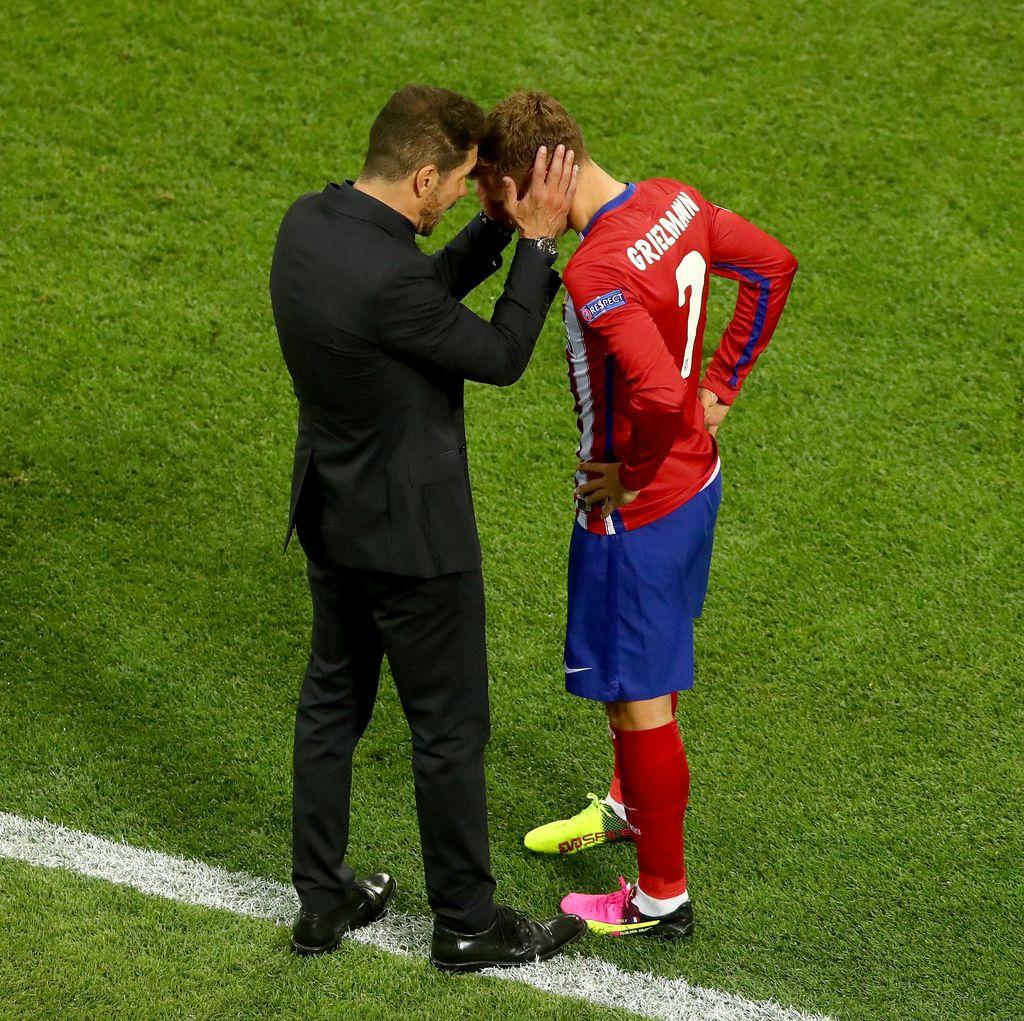Griezmann: Kekalahan di Final Liga Champions Paling Menyakitkan
