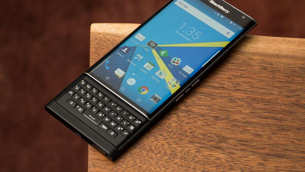 BlackBerry Priv Tamat Riwayatnya?
