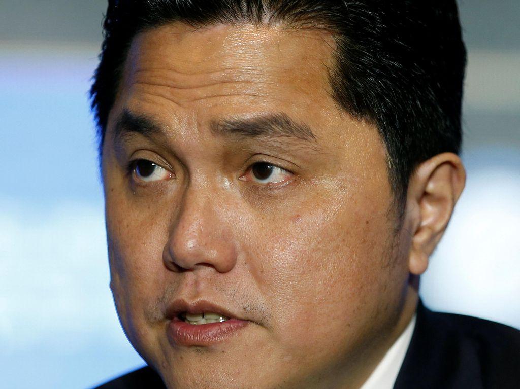 Erick Thohir Buka Suara soal Bongkar Pasang Pejabat Bank BUMN