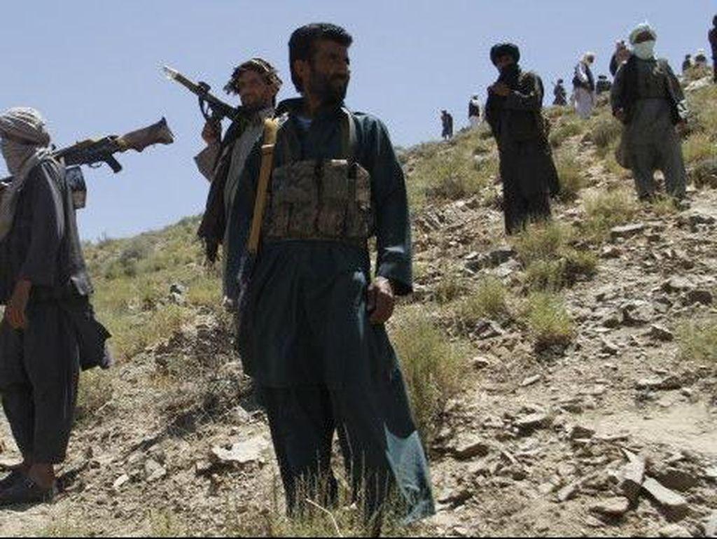 Serangan Taliban Tewaskan 9 Polisi Afghanistan, 6 Orang Luka