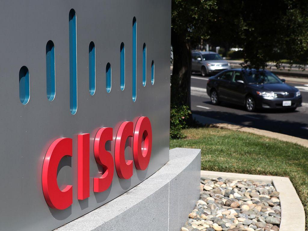 Kisah Pendiri Cisco, Jatuh Bangun Kembangkan Raksasa Telko Global