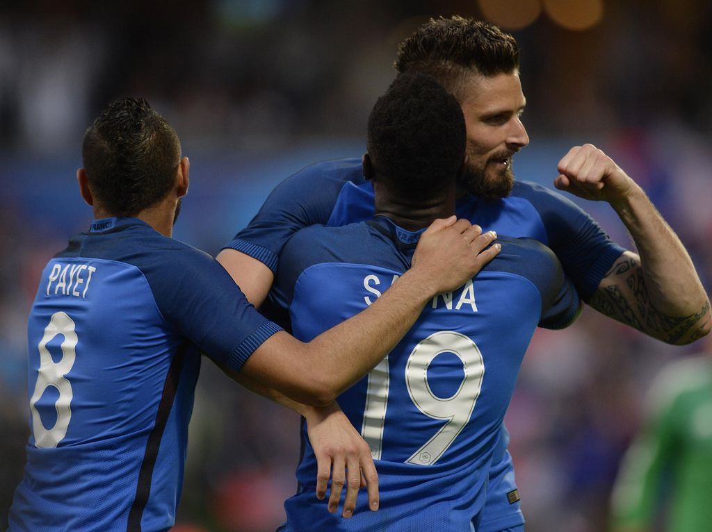 Dua Laga Pertama yang Penting untuk Prancis