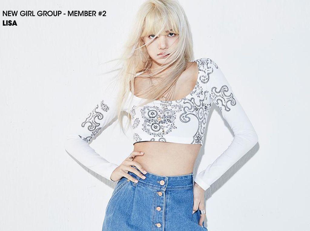 Ini Member Girlband Baru YG Entertainment Asal Thailand