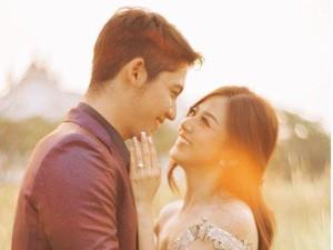 Yuk! Intip Pre-wedding Franda dan Samuel Zylgwyn