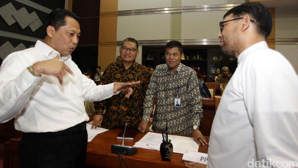Komisi III Raker dengan BNN